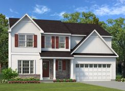 Morgan Traditional - Oxford Ridge: Coopersburg, Pennsylvania - Tuskes Homes