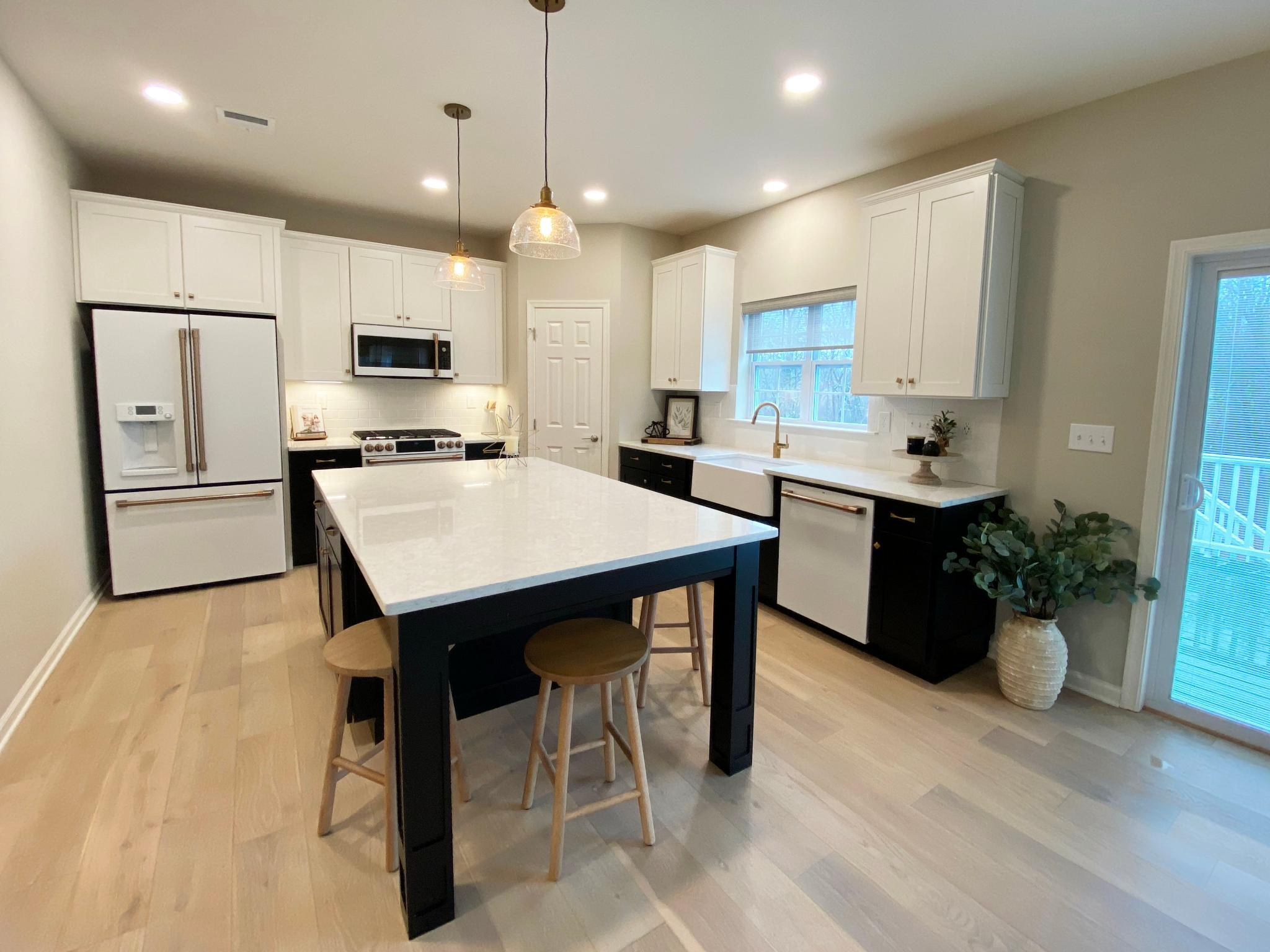 Kitchen featured in the Morgan Traditional By Tuskes Homes in Scranton-Wilkes-Barre, PA