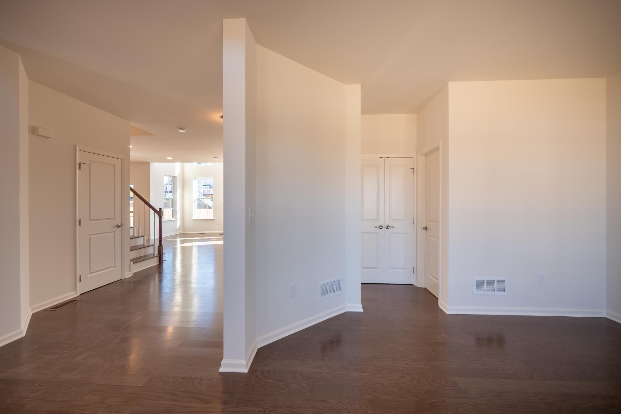 Living Area featured in the Jereford Farmhouse By Tuskes Homes in Allentown-Bethlehem, PA