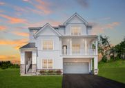 Ridings at Parkland by Tuskes Homes in Allentown-Bethlehem Pennsylvania