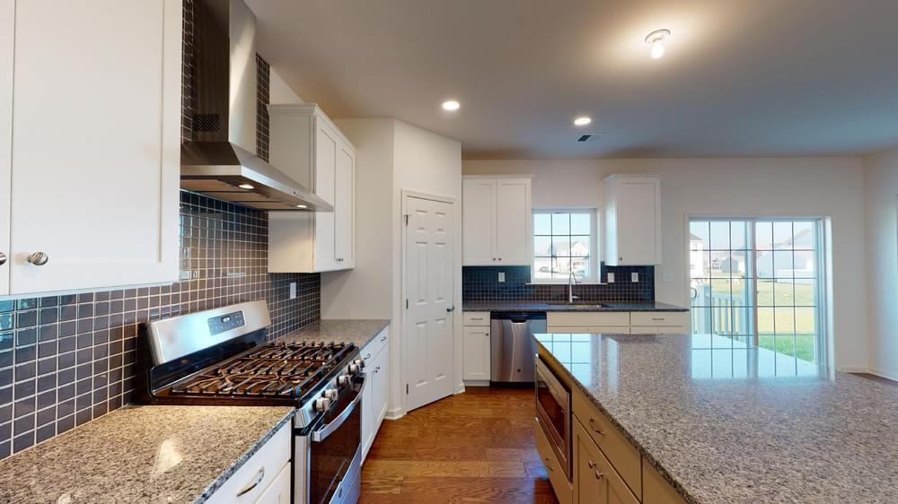Kitchen featured in the Folino By Tuskes Homes in Scranton-Wilkes-Barre, PA