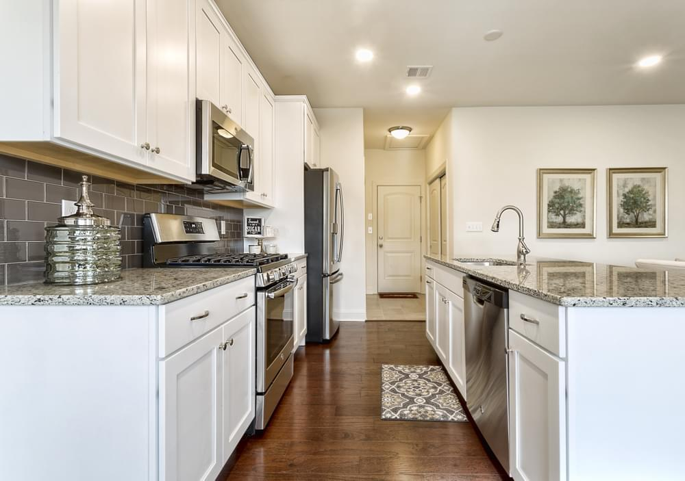 Kitchen featured in the Pinehurst By Tuskes Homes in Scranton-Wilkes-Barre, PA