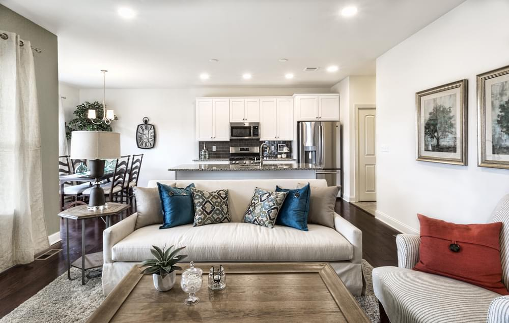 Living Area featured in the Pinehurst By Tuskes Homes in Scranton-Wilkes-Barre, PA