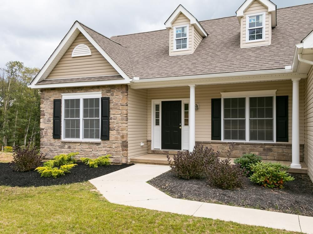 Exterior featured in the St. Andrews By Tuskes Homes in Scranton-Wilkes-Barre, PA