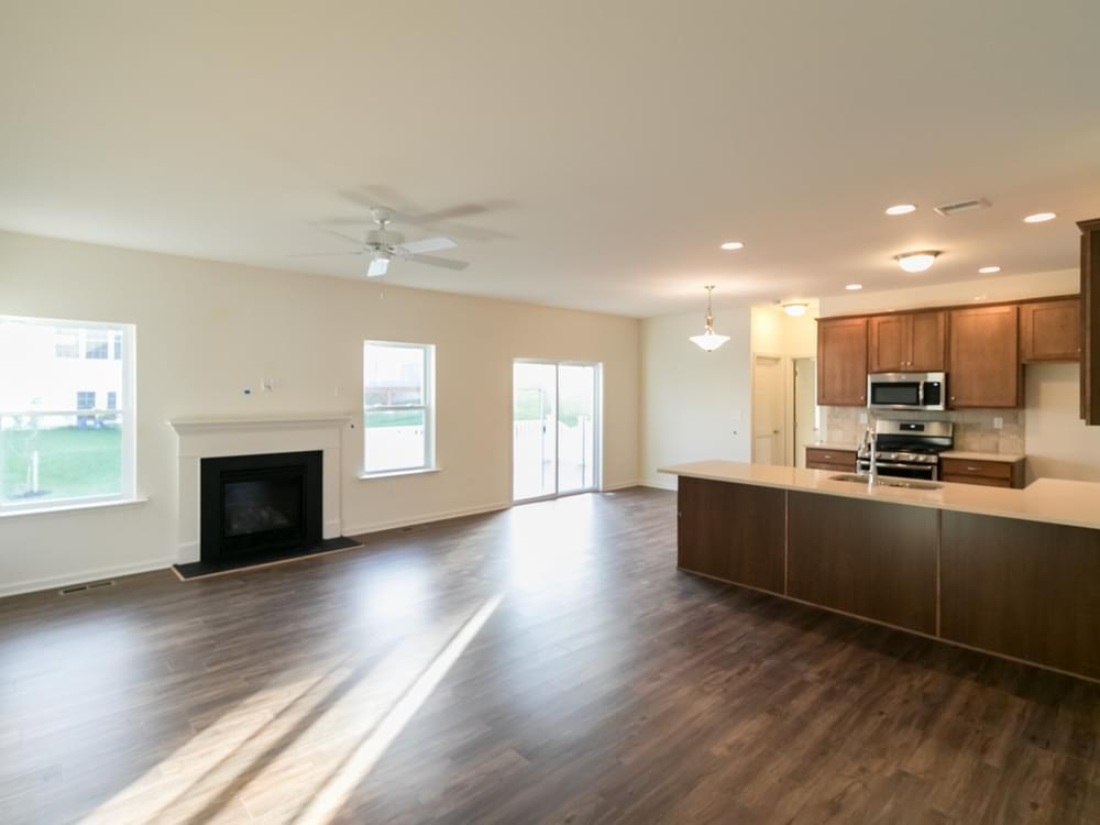 Kitchen featured in the St. Andrews By Tuskes Homes in Scranton-Wilkes-Barre, PA
