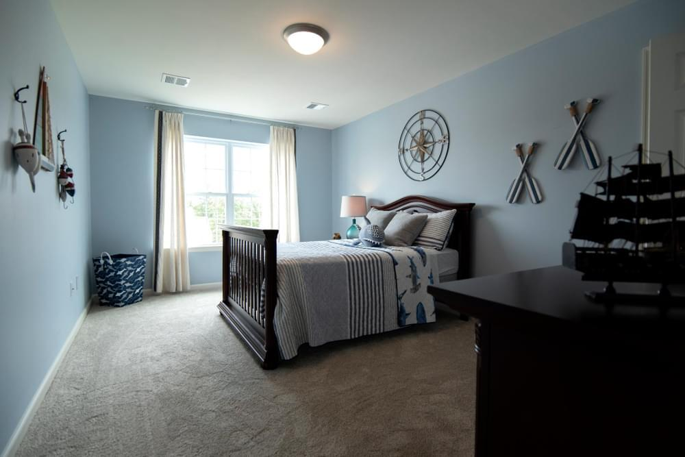 Bedroom featured in the Kingston By Tuskes Homes in Allentown-Bethlehem, PA