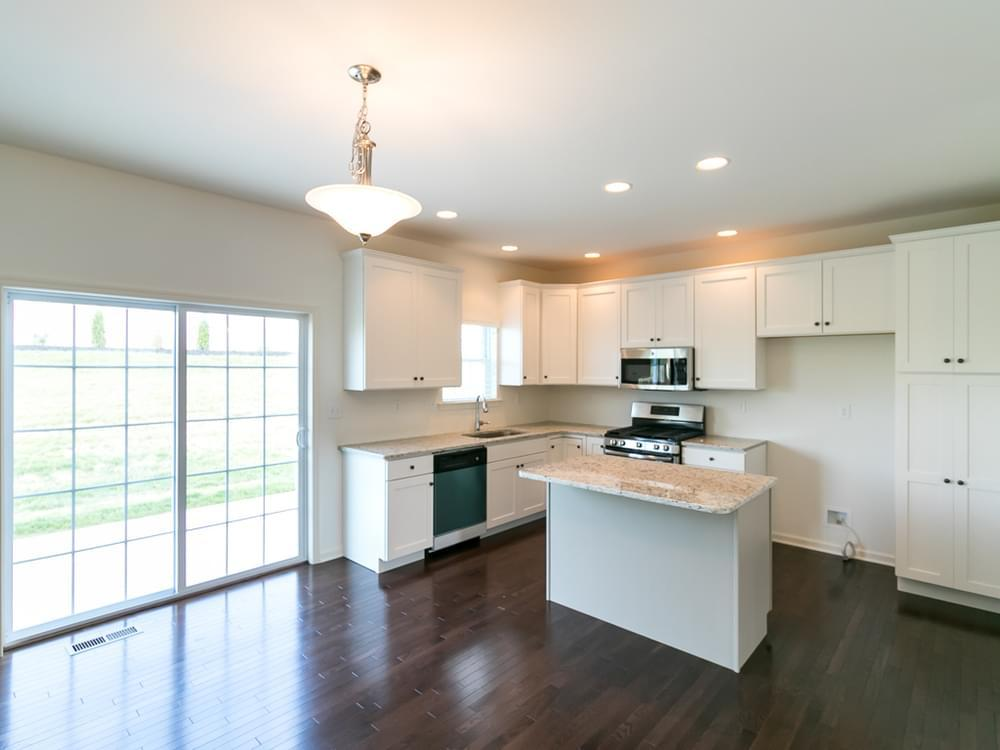Kitchen featured in the Madison By Tuskes Homes in Scranton-Wilkes-Barre, PA