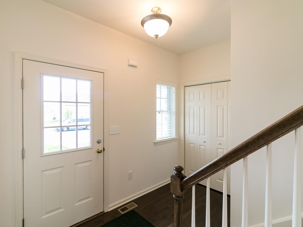 Living Area featured in the Madison By Tuskes Homes in Scranton-Wilkes-Barre, PA