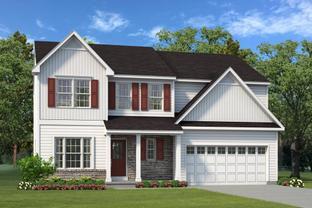 Morgan - Oxford Ridge: Coopersburg, Pennsylvania - Tuskes Homes