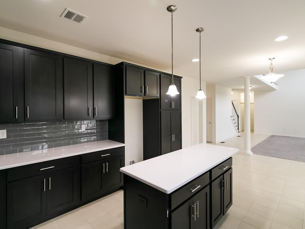 Kitchen featured in the Breckenridge By Tuskes Homes in Scranton-Wilkes-Barre, PA