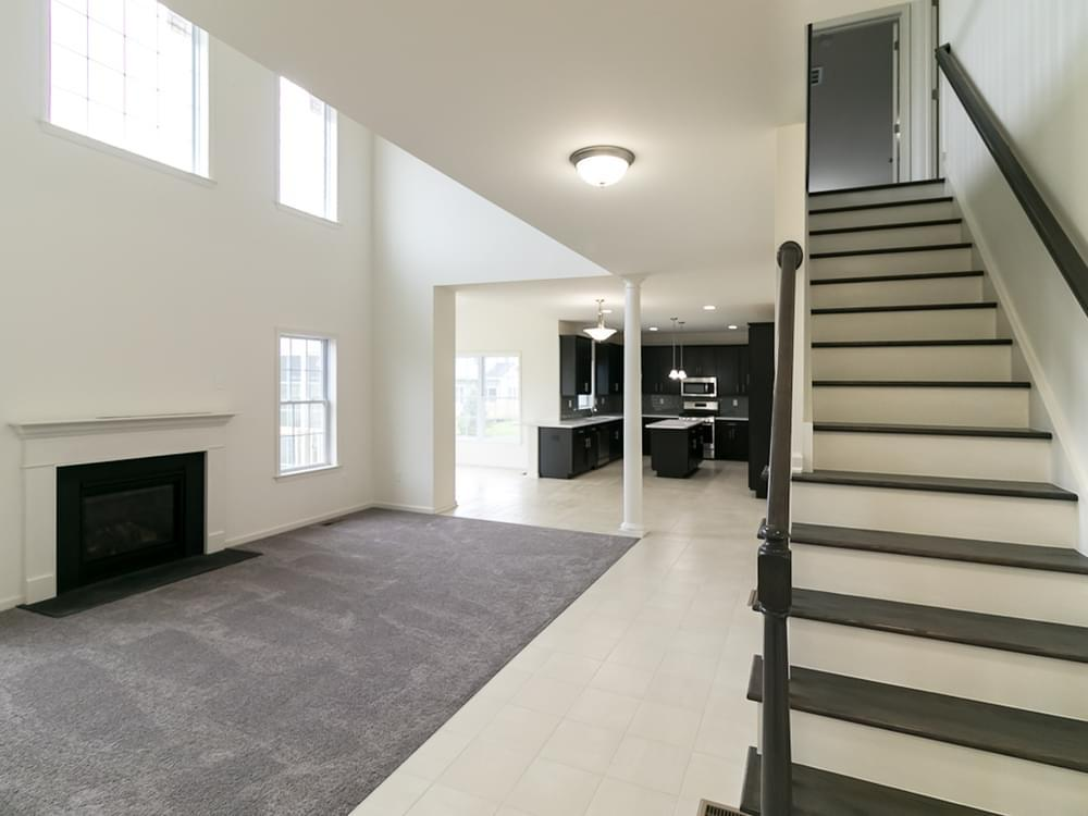 Living Area featured in the Breckenridge By Tuskes Homes in Scranton-Wilkes-Barre, PA