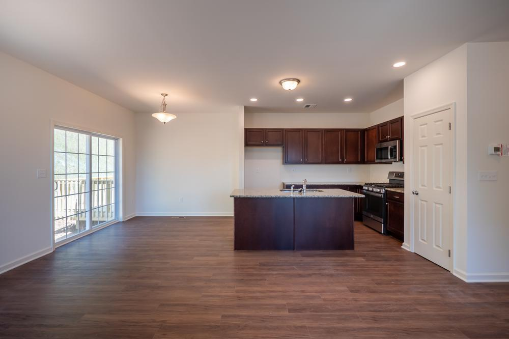 Kitchen featured in the Towns at Woods Edge By Tuskes Homes in Scranton-Wilkes-Barre, PA