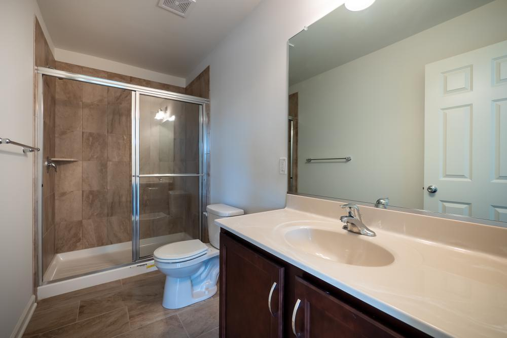 Bathroom featured in the Towns at Woods Edge By Tuskes Homes in Scranton-Wilkes-Barre, PA