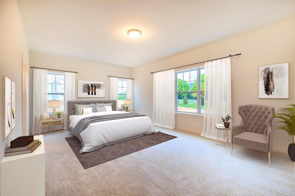 Bedroom featured in the Franklyn By Tuskes Homes in Scranton-Wilkes-Barre, PA
