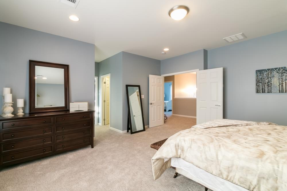 Bedroom featured in the Sienna By Tuskes Homes in Allentown-Bethlehem, PA