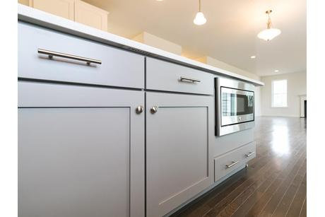 Kitchen-in-Preakness Farmhouse-at-Saratoga Farms-in-Bethlehem