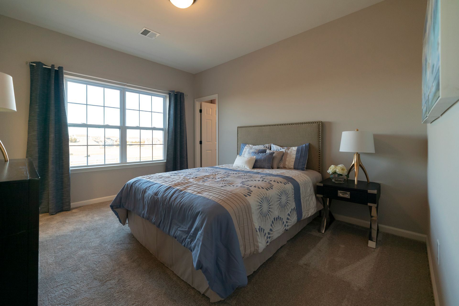Bedroom featured in the Breckenridge Grande Traditional By Tuskes Homes - Infill