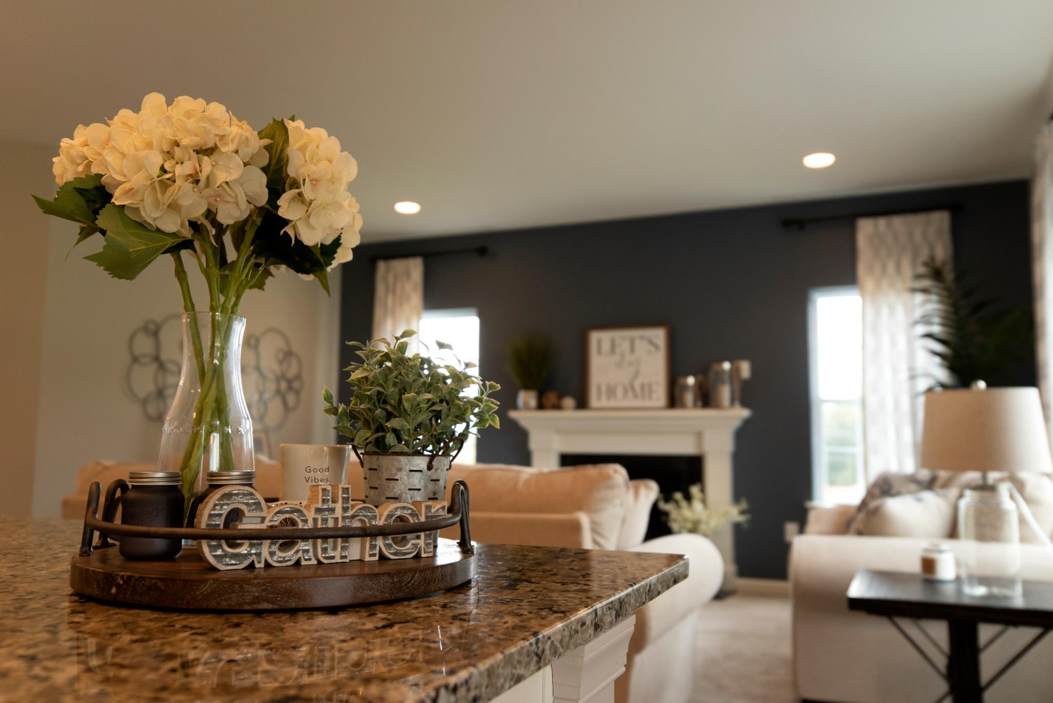 Living Area featured in the Kingston Country By Tuskes Homes - Infill in Allentown-Bethlehem, PA