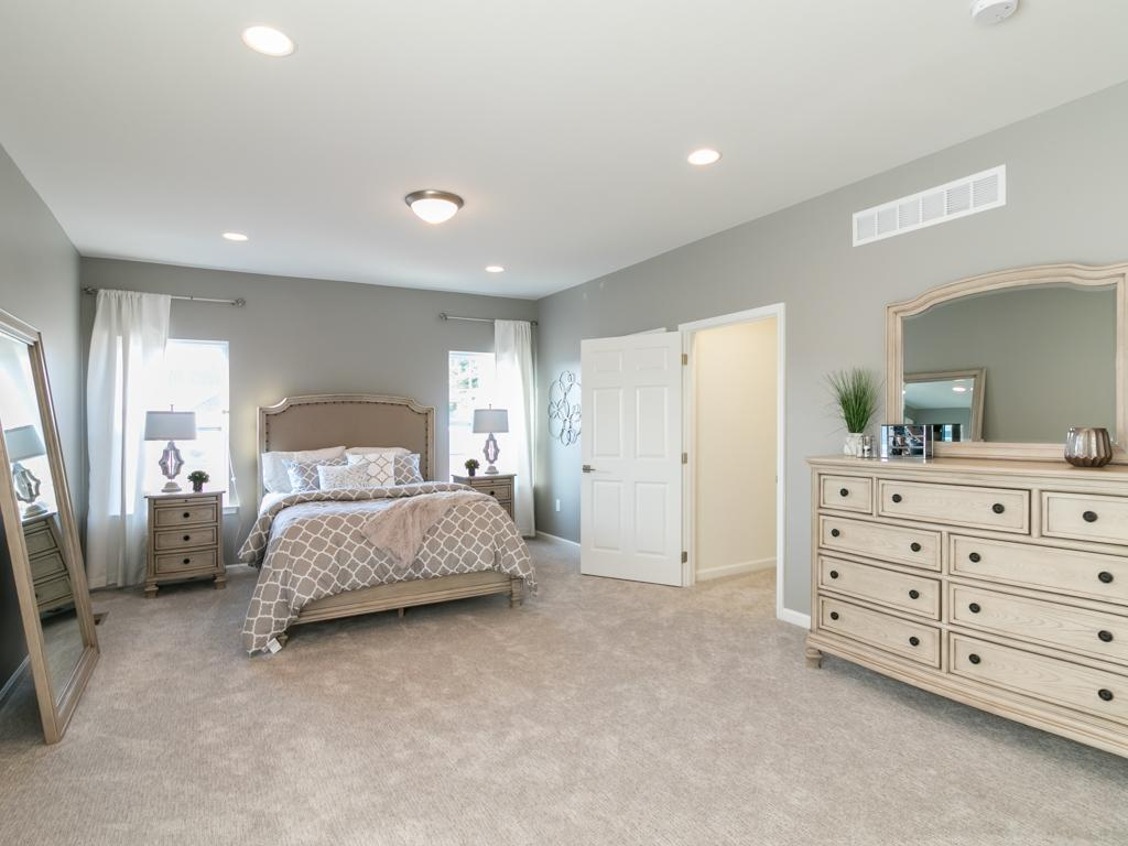 Bedroom featured in the Sienna By Tuskes Homes - Infill in Allentown-Bethlehem, PA