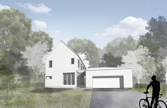 Farm House Elevation