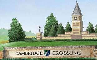 Cambridge Crossing by UnionMain Homes in Dallas Texas