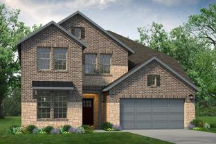 Nueces - Woodcreek: Forney, Texas - UnionMain Homes