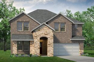Sabine - Park Trails: Forney, Texas - UnionMain Homes