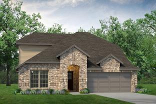 Colorado ll - Milrany Ranch: Melissa, Texas - UnionMain Homes