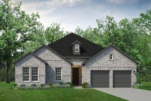Bridgeport - Milrany Ranch: Melissa, Texas - UnionMain Homes