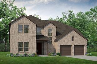 Kirby - Milrany Ranch: Melissa, Texas - UnionMain Homes