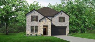 Trinity - Milrany Ranch: Melissa, Texas - UnionMain Homes