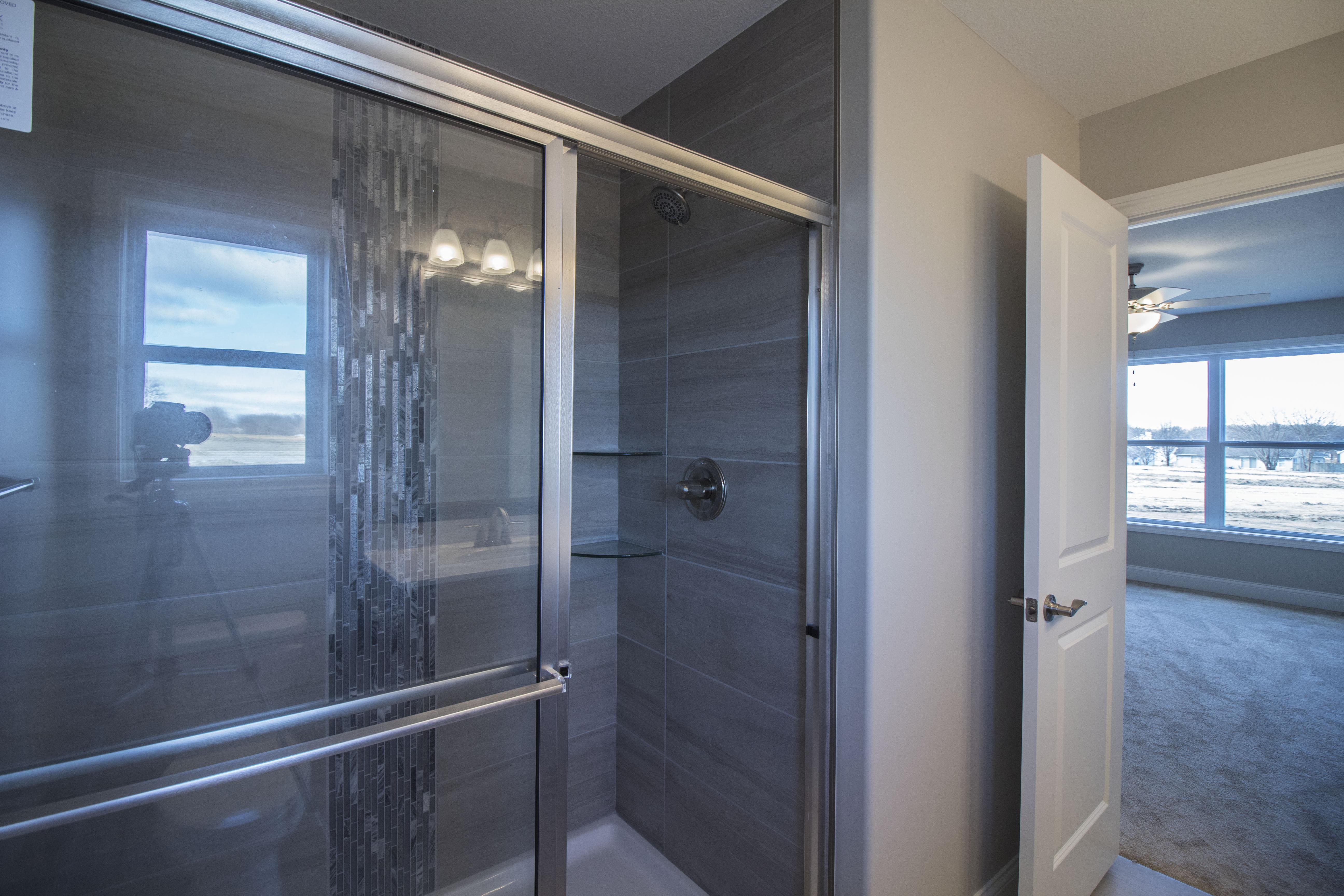 Bathroom featured in the Douglas II By Unlimited Homes in Champaign-Urbana, IL