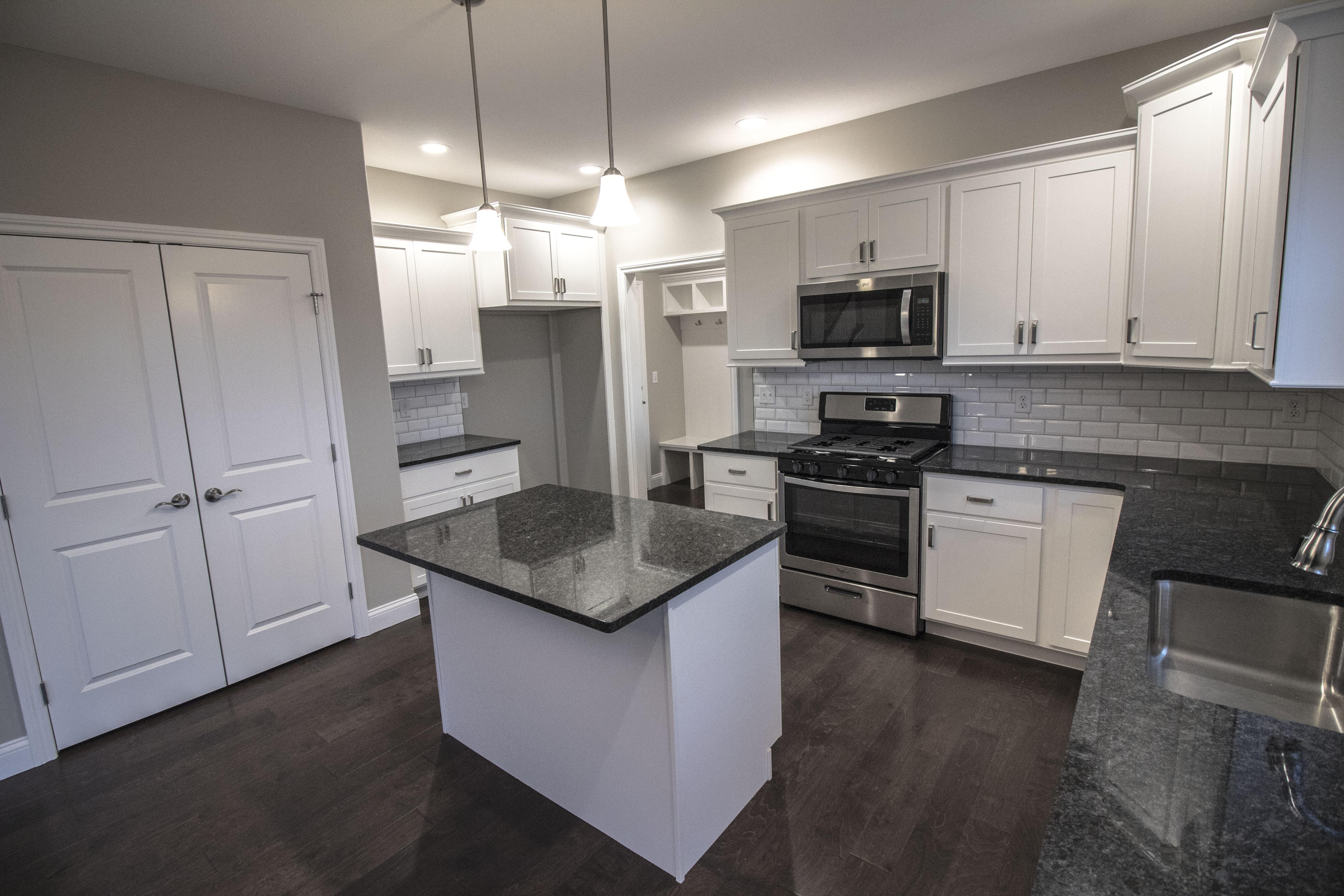 Kitchen featured in the Ridgeland 2 By Unlimited Homes in Champaign-Urbana, IL