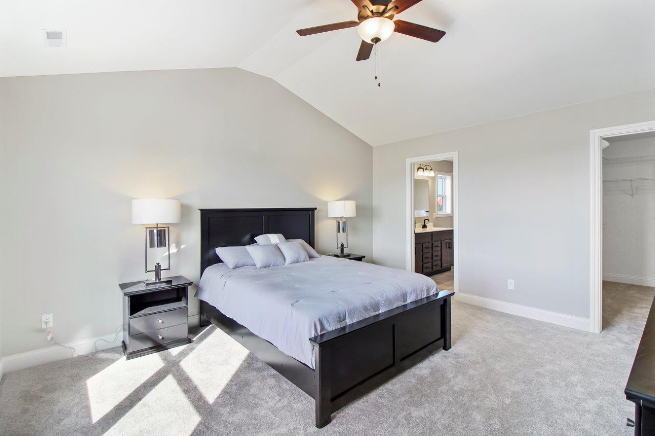 Bedroom featured in the Greenbriar 2 By Unlimited Homes in Champaign-Urbana, IL