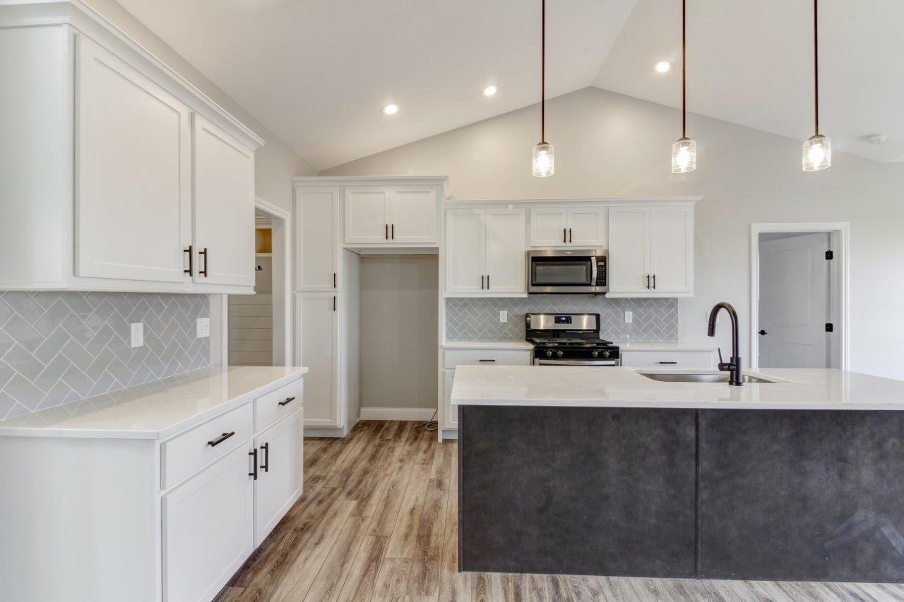 Kitchen featured in the Douglas 3 By Unlimited Homes in Champaign-Urbana, IL