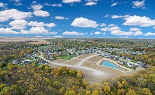 Ridge Creek by Unlimited Homes in Champaign-Urbana Illinois