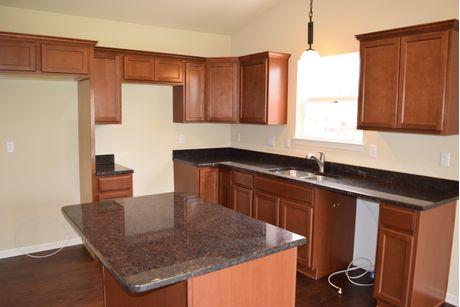 Kitchen-in-The Brookwood-at-Cross Creek-in-Burton