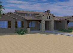 Cottonwood Plan - Verrado Custom Homes: Buckeye, Arizona - VIP Homes