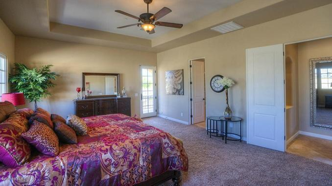 Bedroom featured in the Grandview By VIP Homes in Phoenix-Mesa, AZ