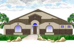 Sunset - Sonterra: Queen Creek, Arizona - VIP Homes