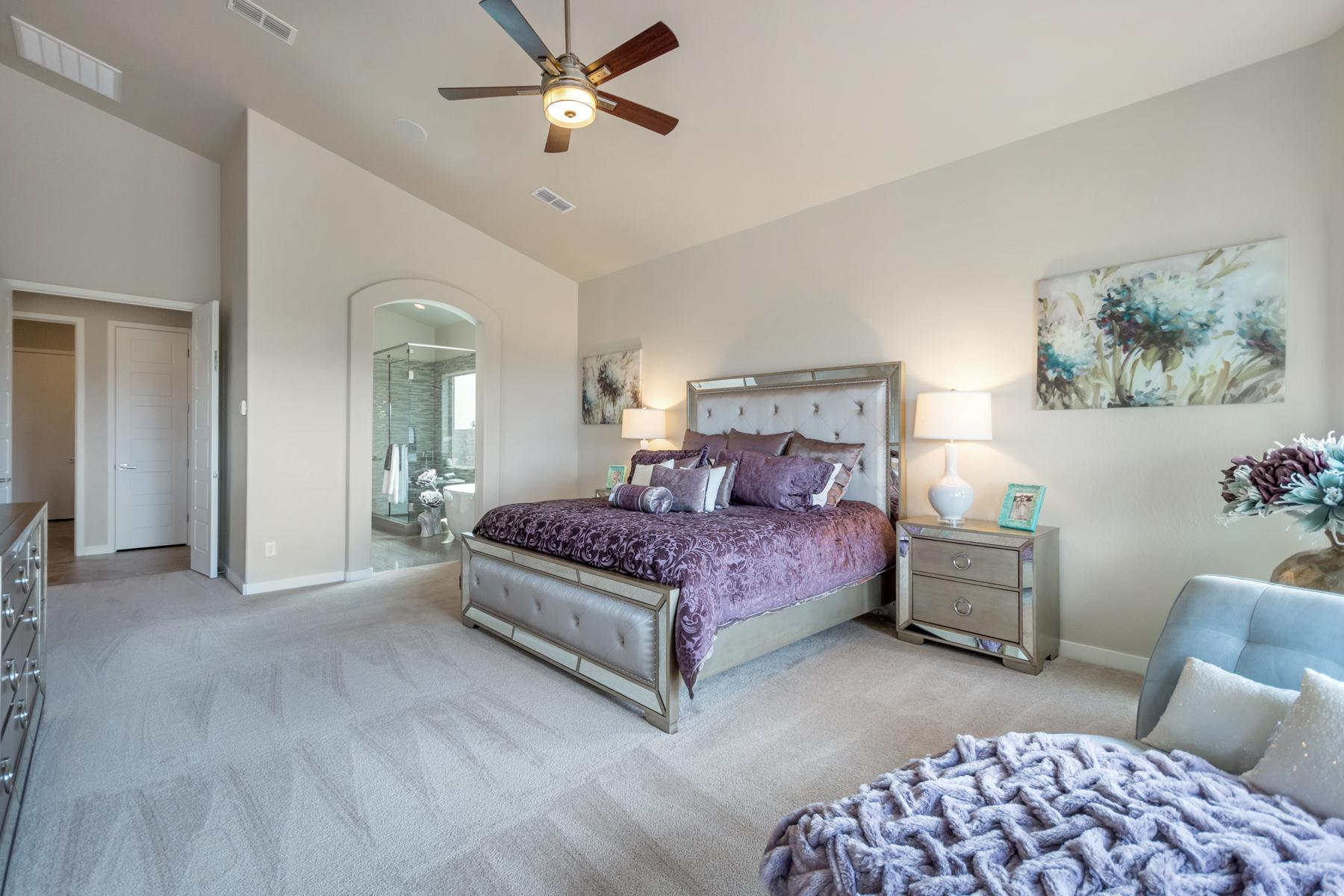 Bedroom featured in the Sunset By VIP Homes in Phoenix-Mesa, AZ