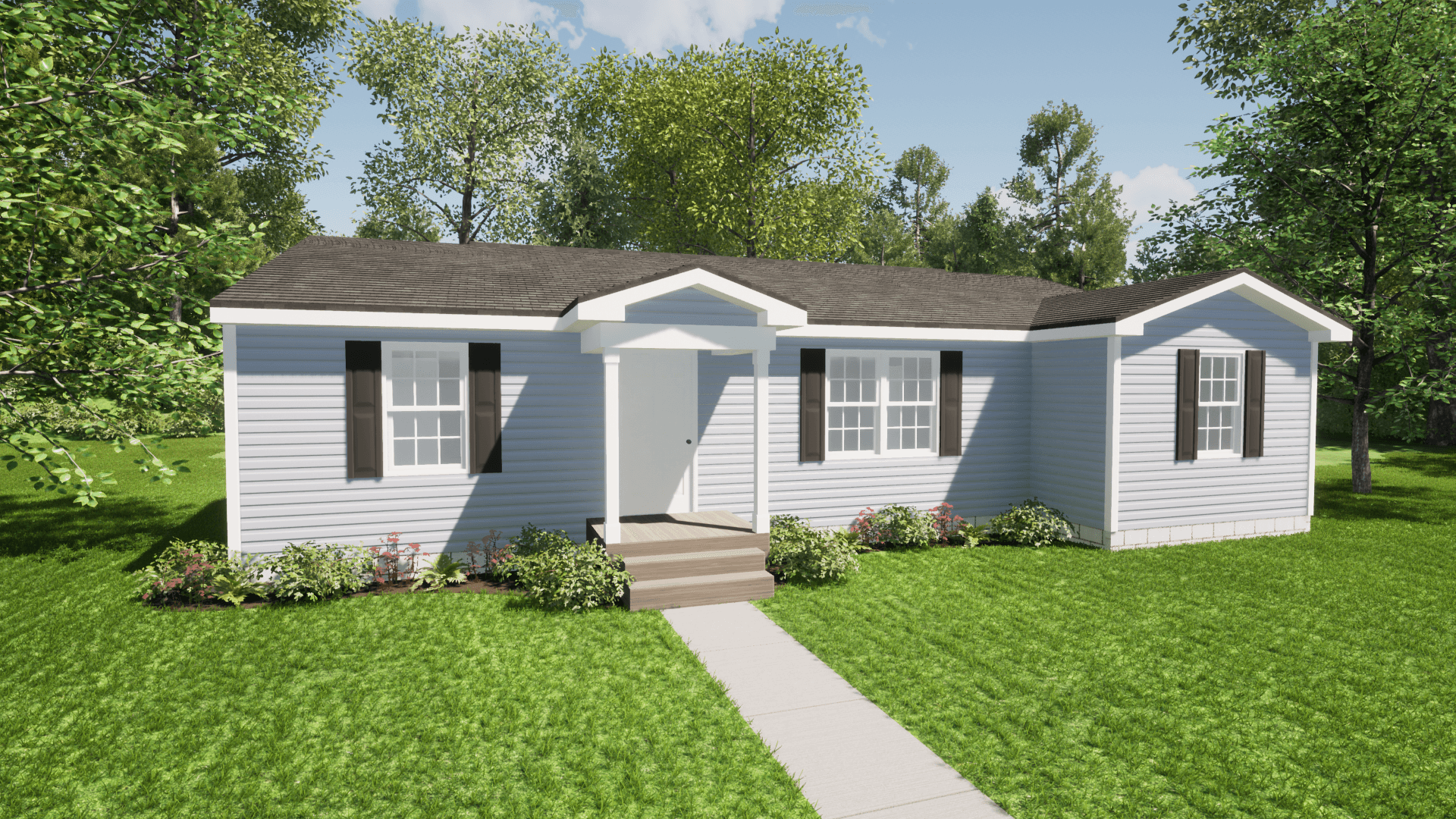 Exterior featured in The Kelly By ValueBuild Homes in Fayetteville, NC