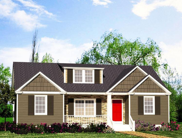 Exterior featured in The Graham By ValueBuild Homes in Pinehurst-Southern Pines, NC