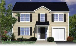 The Duplin - ValueBuild Homes - Hickory - Build On Your Lot: Hickory, North Carolina - ValueBuild Homes