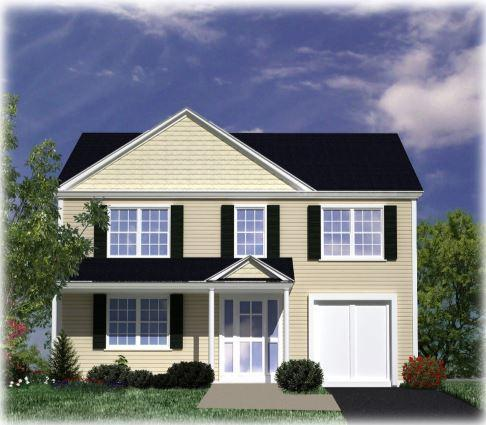 Exterior featured in The Duplin By ValueBuild Homes in Hickory, NC