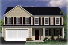The Greene - ValueBuild Homes - Pinehurst - Build On Your Lot: Pinehurst, North Carolina - ValueBuild Homes