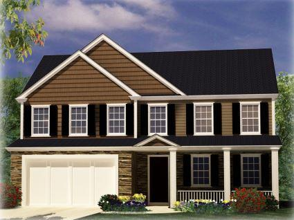 Exterior featured in The Greene By ValueBuild Homes in Hickory, NC