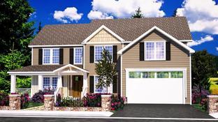 The Wayne - ValueBuild Homes - Hickory - Build On Your Lot: Hickory, North Carolina - ValueBuild Homes