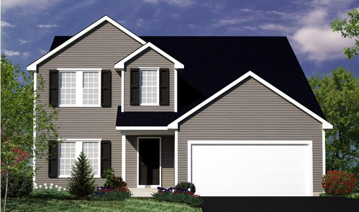 Exterior featured in The Scotland By ValueBuild Homes in Fayetteville, NC