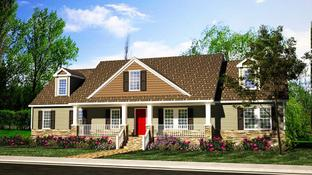 The Patriot - ValueBuild Homes - Hickory - Build On Your Lot: Hickory, North Carolina - ValueBuild Homes